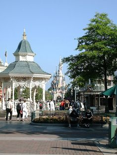 One of the most magical and happiest places on earth!:)