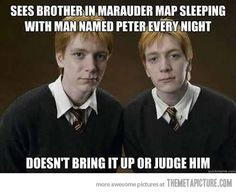 Harry Potter funnies lol