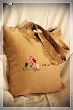 Legyen Zöld Napod!: Öko táskák Burlap, Reusable Tote Bags, Fashion, Moda, Hessian Fabric, Fashion Styles, Fashion Illustrations, Jute, Canvas