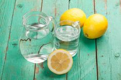 10 ways in which lemon water rocks the health and beauty stakes!