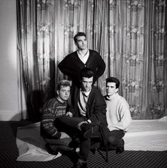The Smiths by Lawrence Watson.