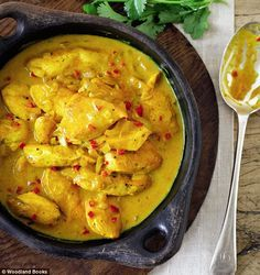 Mary Berry Special Part II: Quick chicken curry