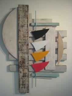 richard witham art: Margaret Mellis...'simply too good to burn'