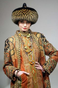 Slava Zaitsev – Russian fashion designer