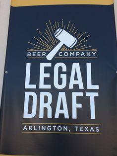 #248 - Legal Draft Beer Co. - Arlington, TX