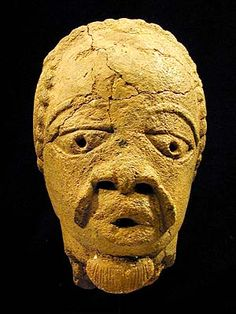 Nok Culture, 500BC - 300AD. African Cornrows were popular even way back then.