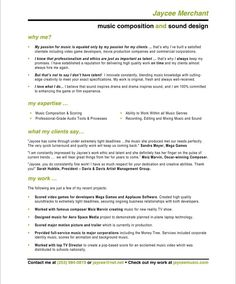 about entertainment resumes on pinterest free resume samples resume