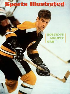 Bobby Orr - Boston Bruins