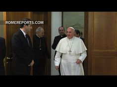 A look at a typical day for the Pope - YouTube