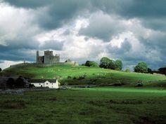 Rock of Cashel. Oh, ireland...