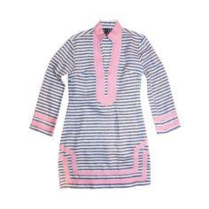 All Aboard Classic Tunic Dress | Tuckernuck