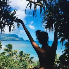 Tropical Island Adventures :: Escape to a Beach Paradise :: Soak in the Sun :: Palms + Ocean Air :: Free your Wild :: See more Untamed Island Inspiration @untamedorganica