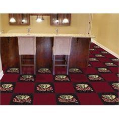 University of Alabama Crimson Tide Bama Carpet Tiles Flooring