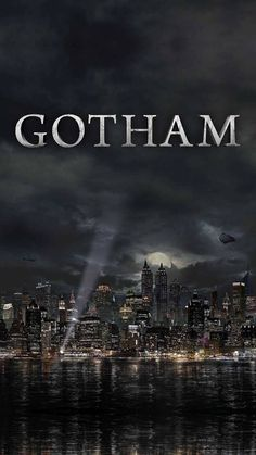 gotham Wallpaper by - - Free on ZEDGE™ now. Browse millions of popular batman Wallpapers and Ringtones on Zedge and personalize your phone to suit you. Browse our content now and free your phone Batman Arkham City, Batman Arkham Knight, Gotham City, Batman Hq, Gotham Font, Riddler Gotham, Batman Comic Art, Batman Poster, Batman Robin