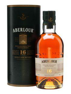 Aberlour 16 Year Old / Double Cask :: Speyside Single Malt Scotch Whisky…