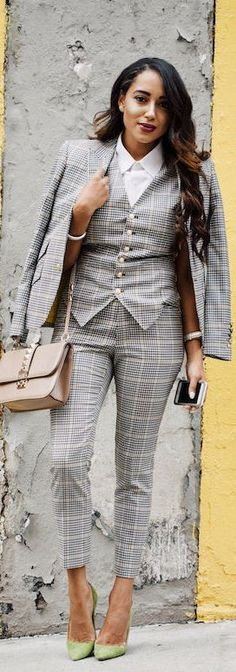 Well Suited / Fashion by A Keene Sense Of Style