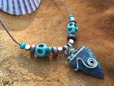 #Handcrafted & #flintknapped Bloodstone Jasper #Arrowhead... Read more at: http://ift.tt/2bqm6bh #crafts