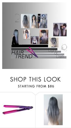 """OMBRE"" by alisonrepetski ❤ liked on Polyvore featuring beauty and BaByliss"