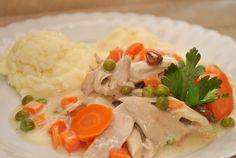 potrawka z kurczaka News Blog, Poultry, Food And Drink, Health Fitness, Menu, Chicken, Dinner, Cooking, Ethnic Recipes