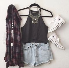 Love this back to school look!