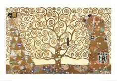 l'arbre de vie, Klimt