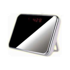 Réveil camera espion miroir détecteur de mouvement USB Micro SD. http://www.yonis-shop.com/reveil-camera/178-reveil-camera-espion-miroir-detecteur-de-mouvement-usb-micro-sd.html