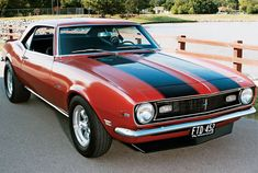 HISTORIA DEL CHEVROLET CAMARO - Muscle cars - Autos Clasicos..Re-pin...Brought to you by #CarInsurance at #HouseofInsurance in #Eugene, Oregon