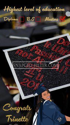 Graduation | Graduation filter | Graduation snapchat Filter