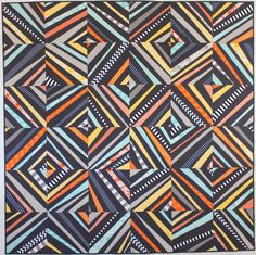 Riley Blake MQG Challenge Quilt Post #3 – The Finish - Christa Quilts!