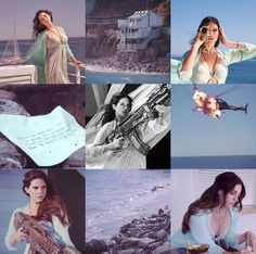 Lana Del Rey | High by The Beach