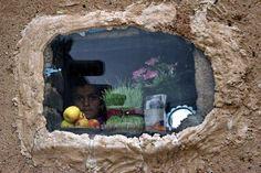 تو چرا این همه دلتنگ شدی؟ باز کن پنجره ها را و بهاران را ...باور کن #نوروز #Nowruz