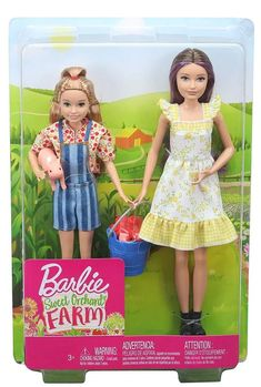 2020 News about the Barbie Dolls! – Barbie Doll, friends and family history and news. From 1959 to the present … Diy Barbie Clothes, Baby Doll Clothes, Barbie Stuff, Beautiful Barbie Dolls, Barbie Dream, American Girl Furniture, Farm Clothes, Barbie Sets, Chelsea Doll