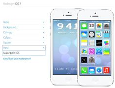 USvsTh3m Time to redesign iOS 7 for free l #iphone