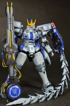 Gundam Wing: OZ-00MS Tallgeese III - Painted Build