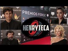 Premios Feroz 2018 Cobertura La Henryteca del cine