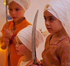 Sikh children in New Mexico