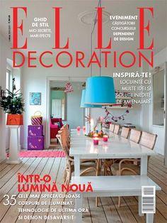 ELLE DECORATION IARNA 2010/2011