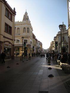 Nuevas Calles de la Serena Chile