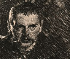 surface fragments: The Etchings of Anders Zorn