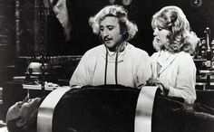 """Sweet mystery of life at last I've found you."" Young Frankenstein"