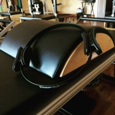 The Arc Barrel which of all the barrel Joe Pialtes designed for use in his exercise system,has the gentlest curve.