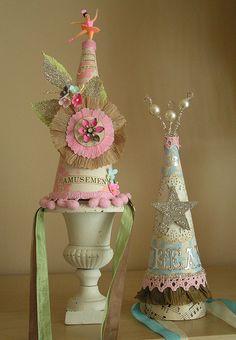 Festive Hats by andrea singarella, via Flickr