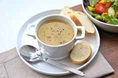 Chickpea, Potato, And Leek Soup