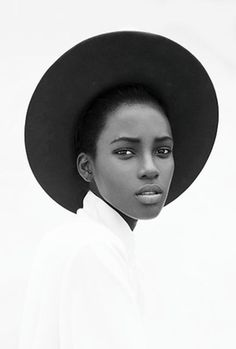 Absolutely beautiful portrait photo by Kai Newman