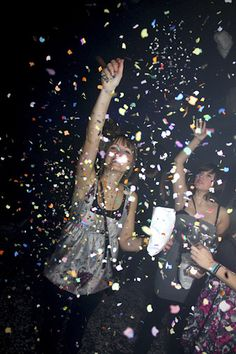 glitter party octobash idea for the ladies  we all love a bit of glitter!!