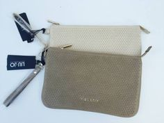 handbags borsa pochette LIU JO eco pelle lavorata a scaglie 7775ba454b1