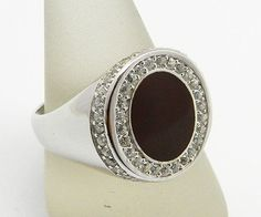 Micro pave CZ Set with Enamel work 925 silver ring, Designer engagement jewelry #magicalcollection #sterlingsilver #silver #rings #Cocktail