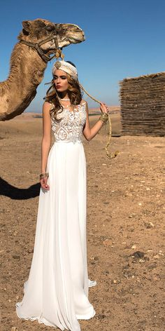 Amazing Lorenzo Rossi Bridal Collection-Desert Mistress ❤ See more: http://www.weddingforward.com/lorenzo-rossi-bridal-collection/ #wedding #dresses
