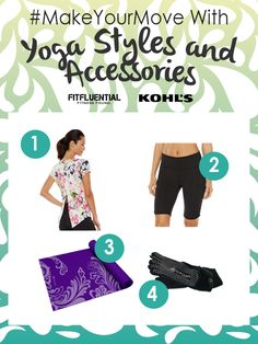 #MakeYourMove To a Good Morning With Yoga - FitFluential sponsored by @kohls