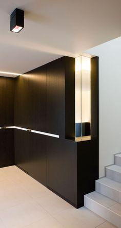 ♂ Contemporary minimalist interior interieurarchitect Frederic Kielemoes
